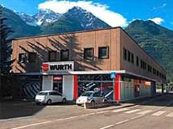 Wurth Punto Vendita Aosta