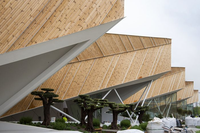 Slovenia Pavilion at Expo Milano 2015