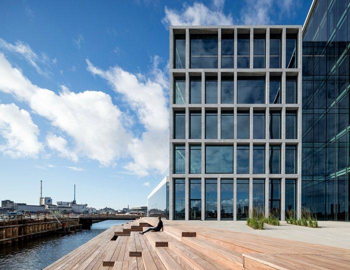 Bestseller office complex