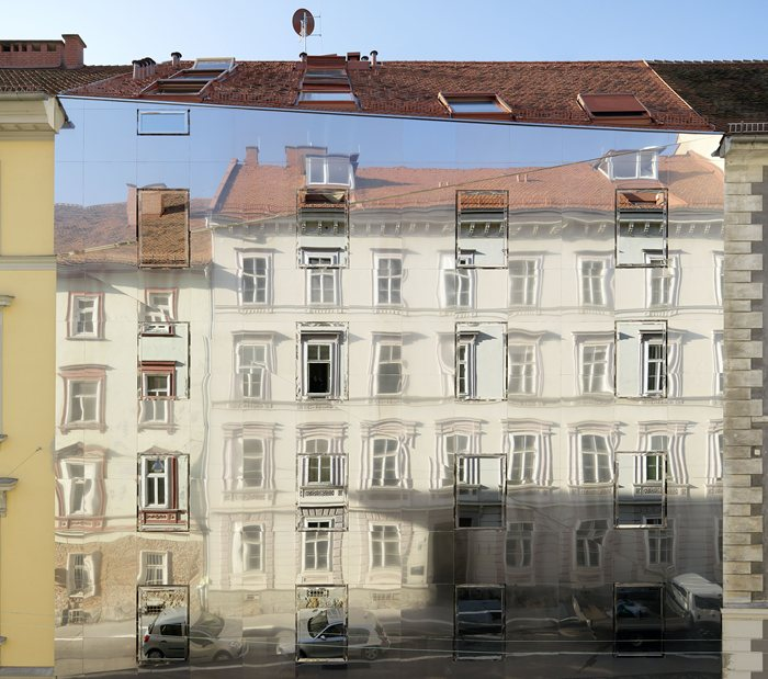 Ballhaus - Broken mirror house