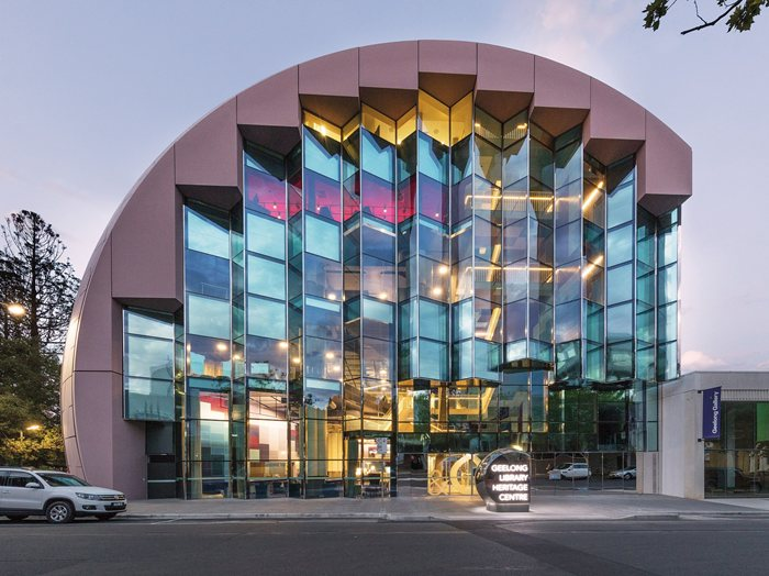 Geelong Library and Heritage Centre