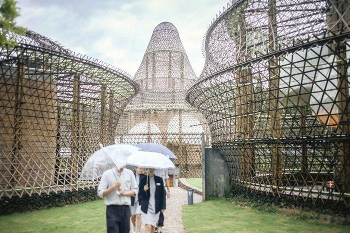 China Bamboo Hostels
