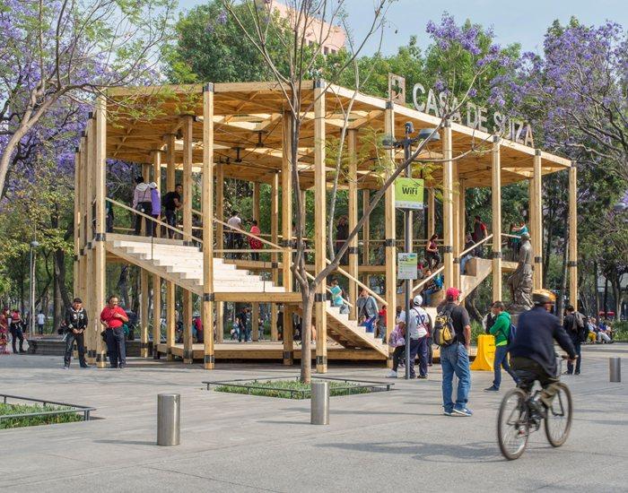 House of Switzerland Pavilion