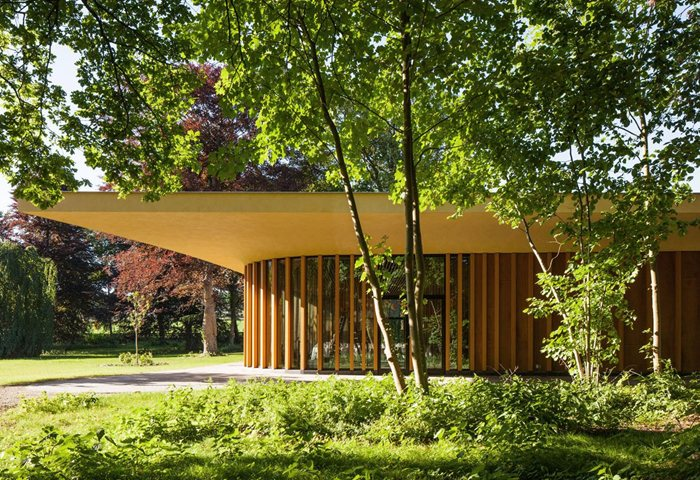 St. Gerlach Pavilion & Manor Farm