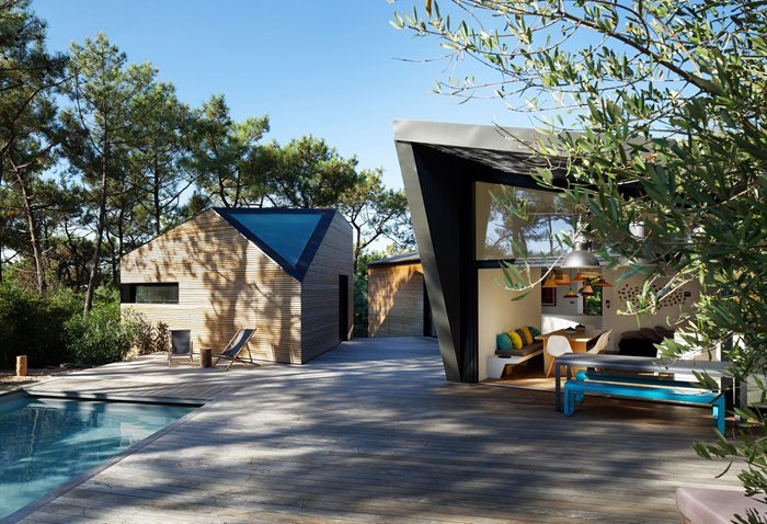 Holiday house in Cap Ferret (France)