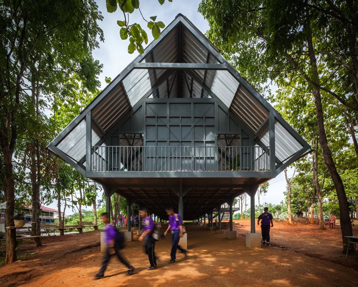 Baan Huay Sarn Yaw – Post Disaster School