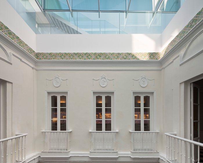 Rehabilitation of Casa Pinillos. Extension of The Museum of Cádiz