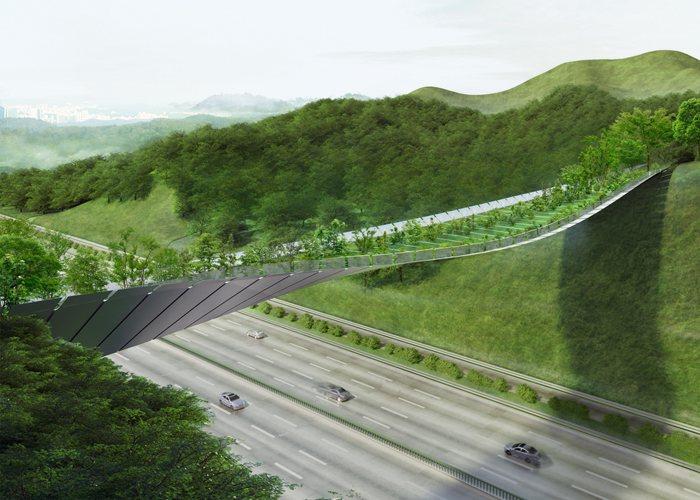 Seoul Eco Bridge
