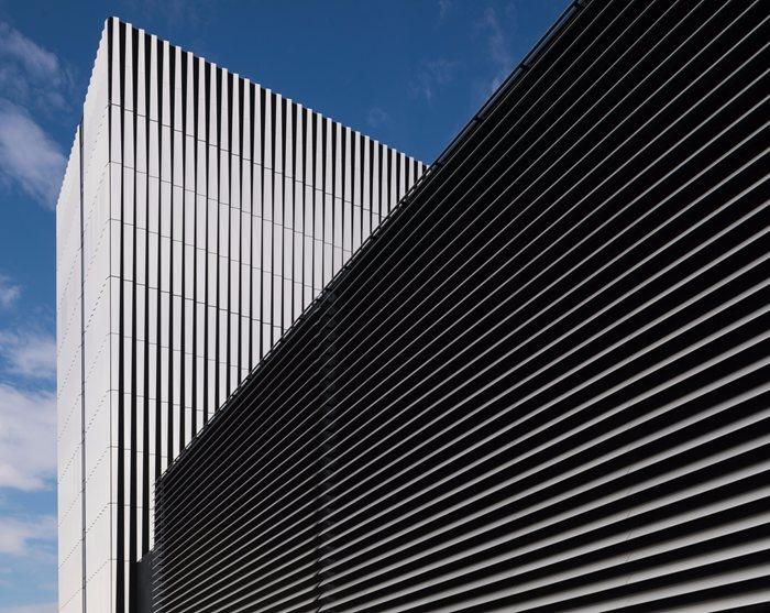 Equinix's new data center