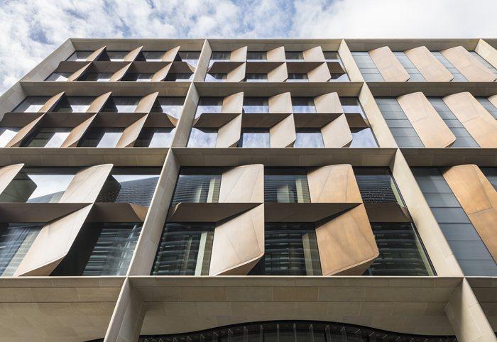 Bloomberg's new European headquarters