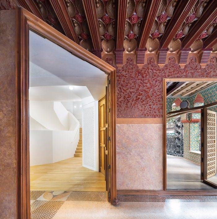 Casa Vicens restoration