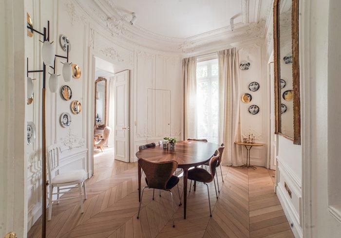 Rénovation Appartement Solferino Paris