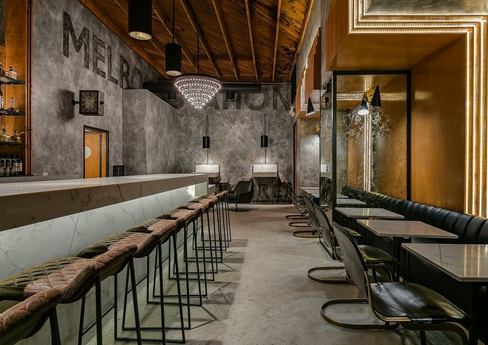 Melrose Station | Bar and Restaurant