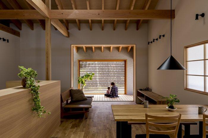 Kojyogaoka House