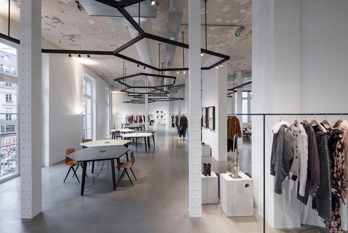 Isabel Marant Showroom