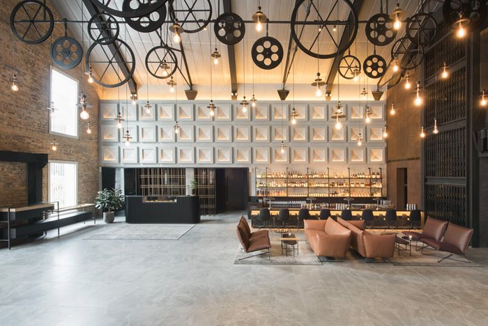The Warehouse Hotel