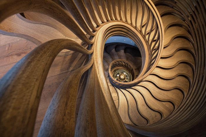 StairStalk – a stair for HIDE at 85 Piccadilly