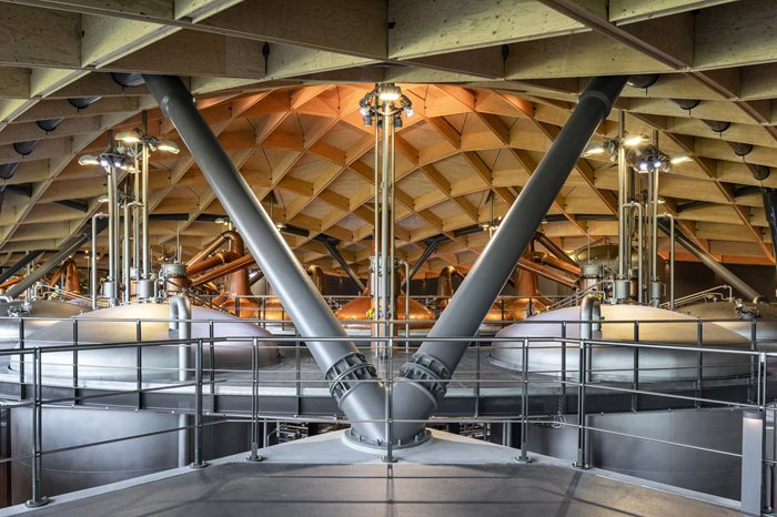 The Macallan New Distillery and Visitor Experience