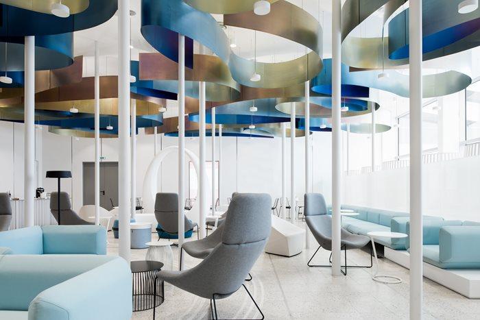 WATERCOLOR  lounge
