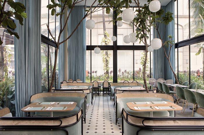 Harlan+Holden Glasshouse Café