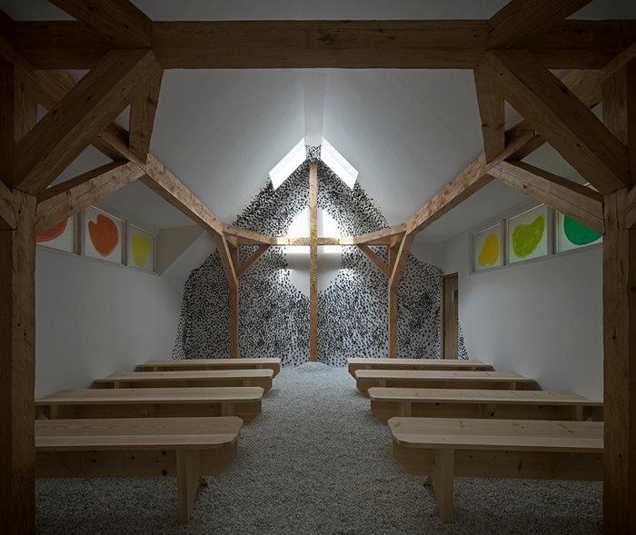 Terunobu Fujimori's Vatican Chapel