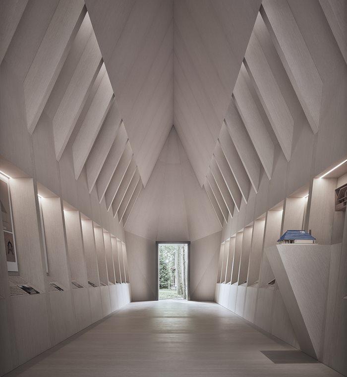 Asplund Pavilion