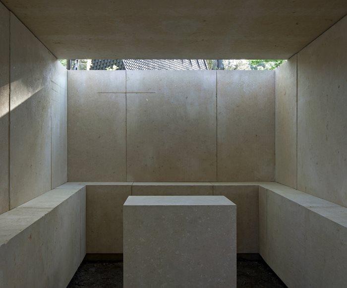 Eduardo Souto de Moura's Vatican Chapel