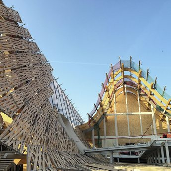 China Pavilion at Expo Milano 2015