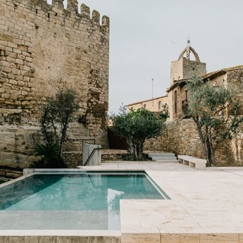 The Peratallada Castle