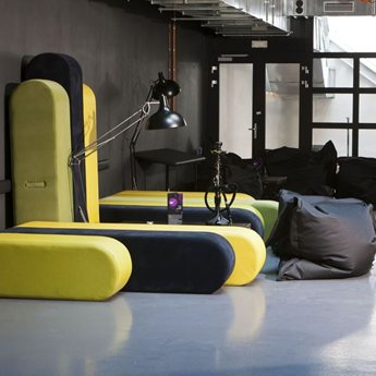 Quirky design hotels vol 2 for Quirky hotels prague