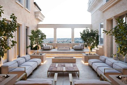 CASILDA   Garden sofa