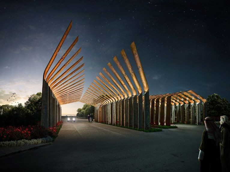 Trieste Architects Waltritsch A U Wins A Competition In Iran