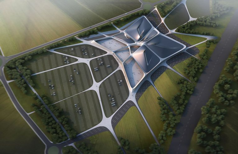 Zaha Hadid Unveils Her Plans For A New 30 Million Euro