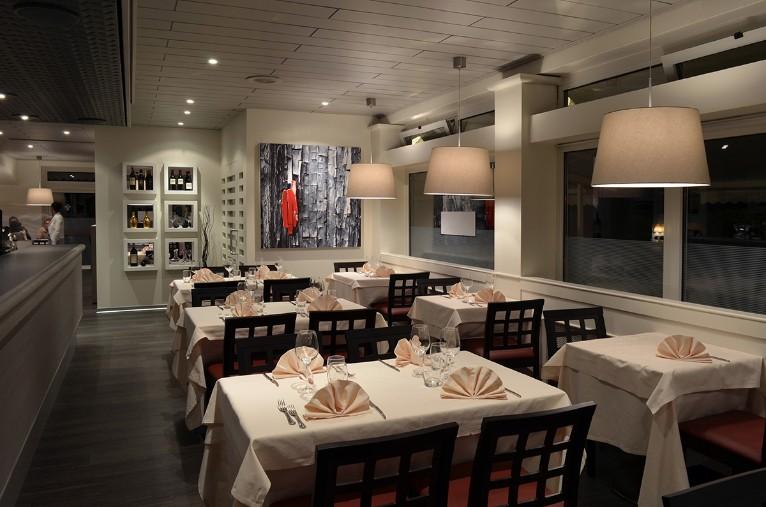 La luce e i ristoranti parte ripensare allo spazio con l