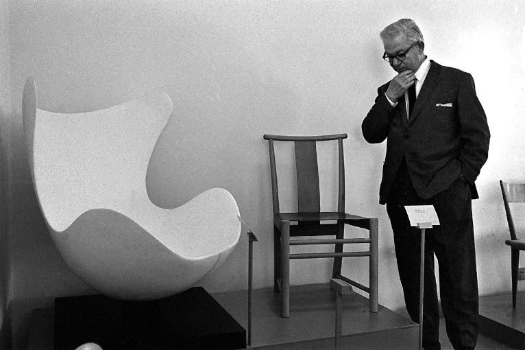 Arne Jacobsen A Total Designer