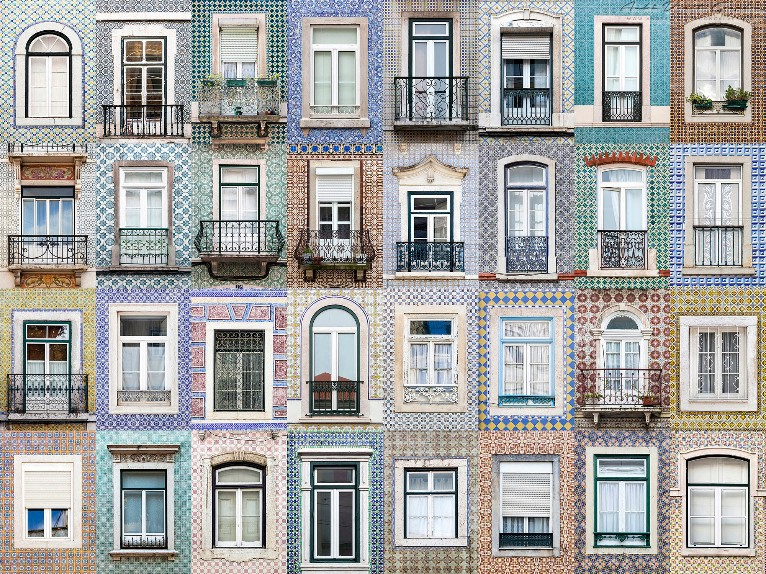 Windows of the world from lisbon to venice the evolution for Windows 8 architecture