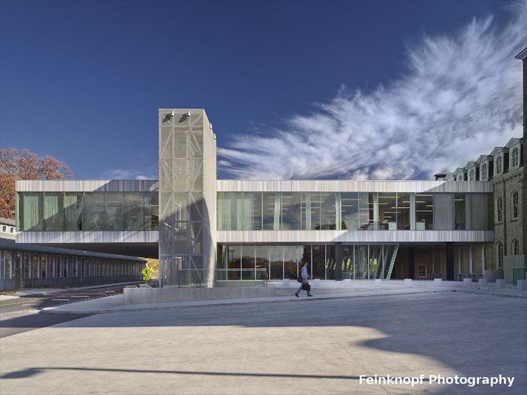Oma s milstein hall receives 2013 aia institute honor - Cornell university interior design program ...