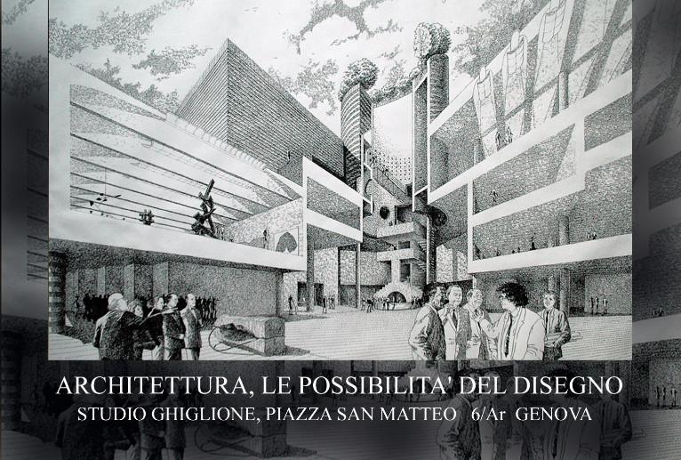 Architettura le possibilit del disegno for Disegno del piano di architettura