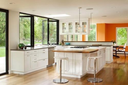 Best Kitchen Design Fundamentals With Skylight Windows