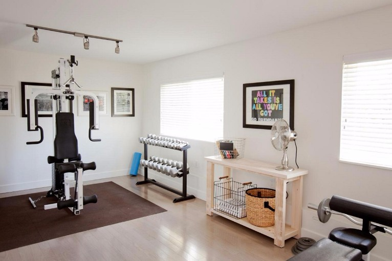 4 Ways To Improve The Design Of Your Home Gym