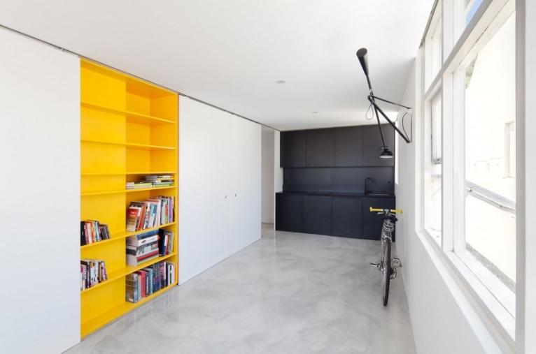 3 mini appartamenti di design for Appartamenti di design