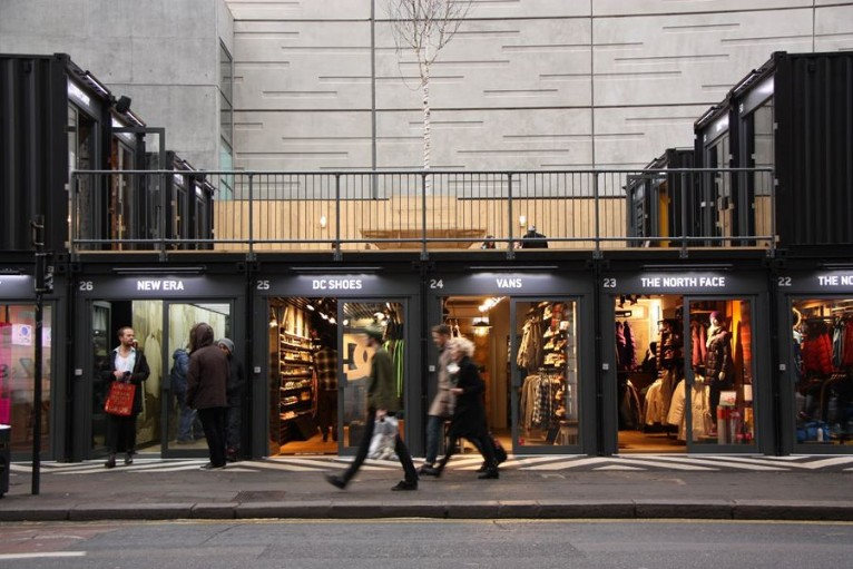 BOXPARK Shoreditch – a year down the line, is it working?
