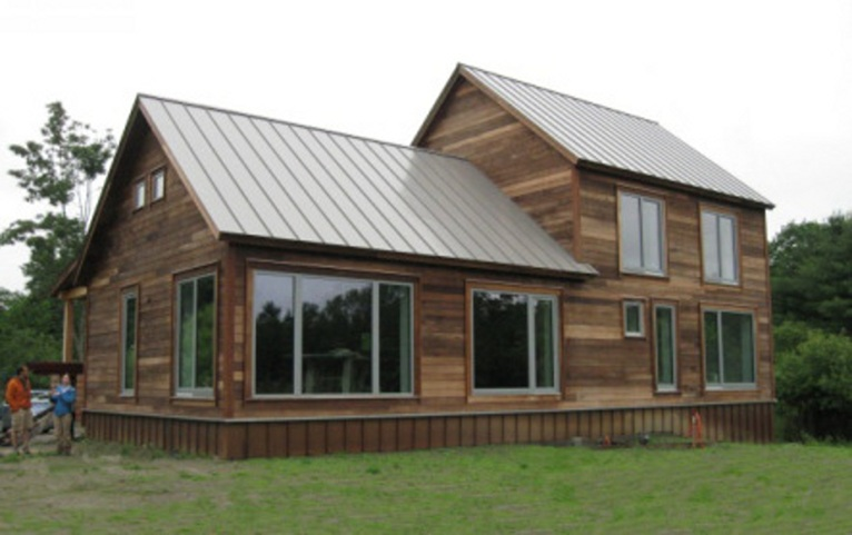What does a passive house look like for Sip house plans craftsman