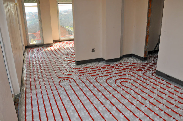 What Sorts Of Under Tile Heating Systems Are Available