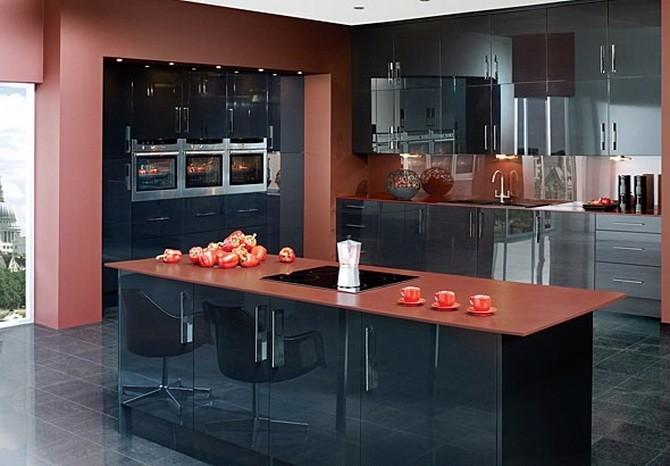 design kitchen minimalist
