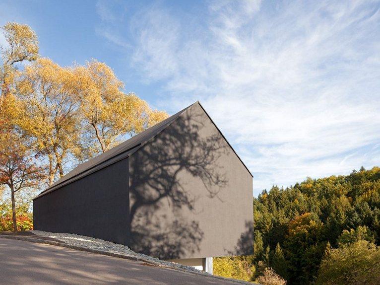 Fabi Architekten the archetype house at wenzenbach by fabi architekten