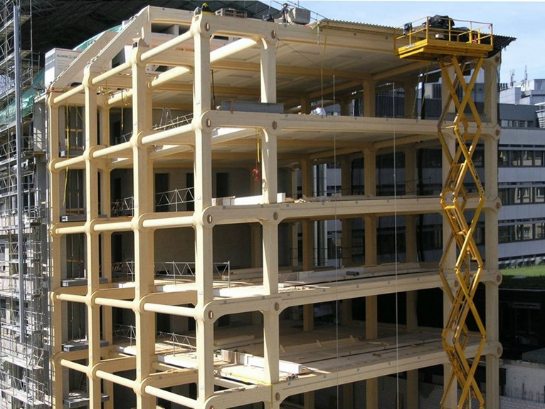 Would You Live In A Wooden High Rise