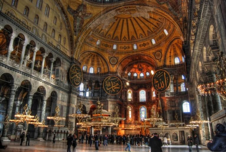 Architectural Marvel Of Turkey-Hagia Sophia Ayasofya