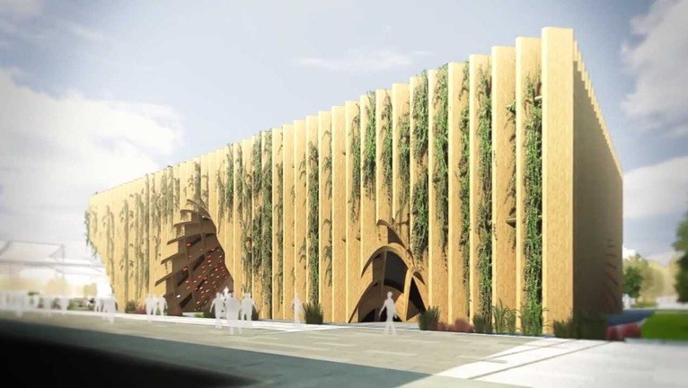 Unveiled The French Pavilion For Milan Expo 2015
