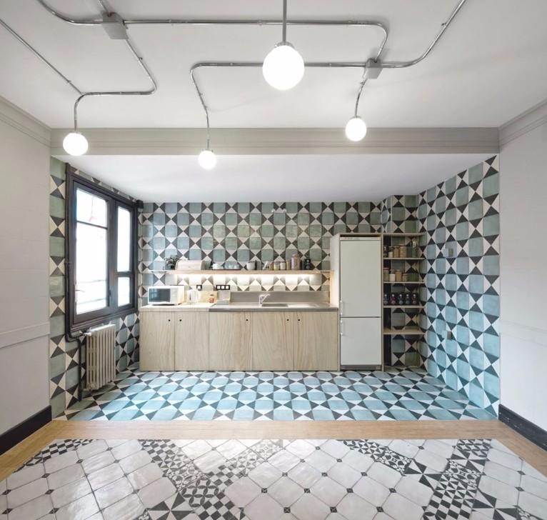 Cementine ceramiche o maioliche qual il pavimento che for Carrelage bertrand